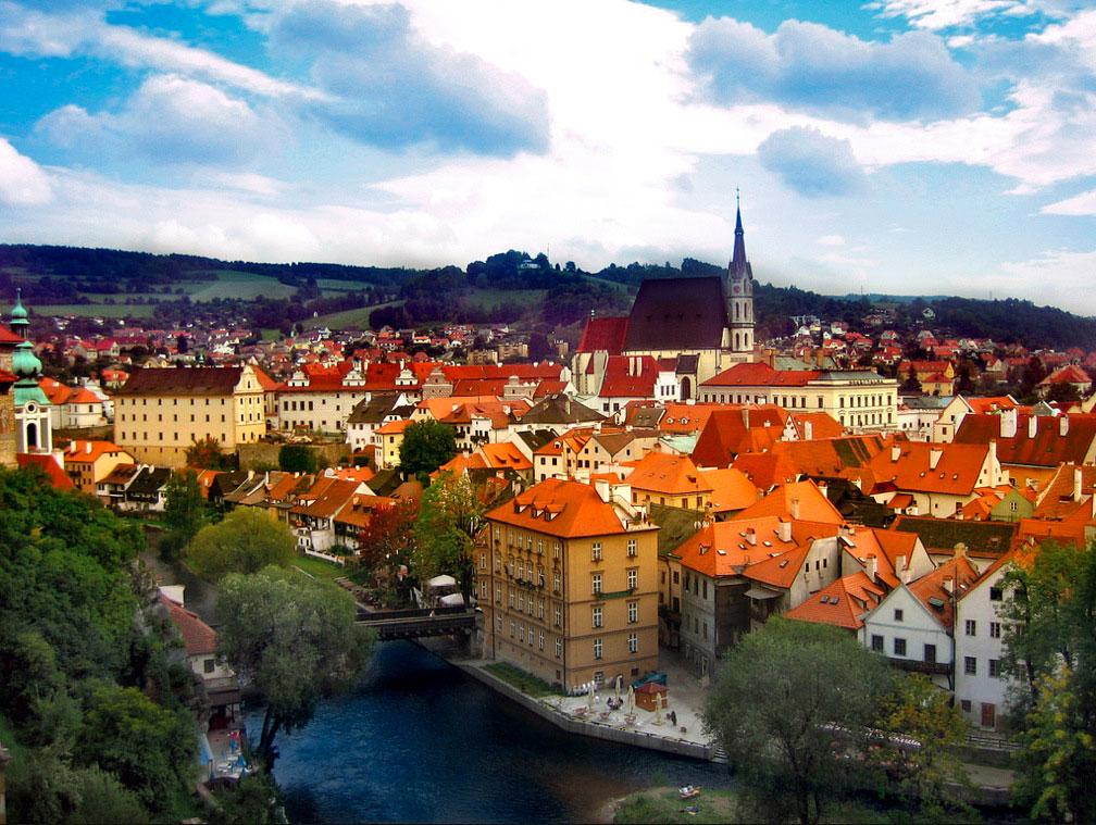 Туры в Чехию из Волжского