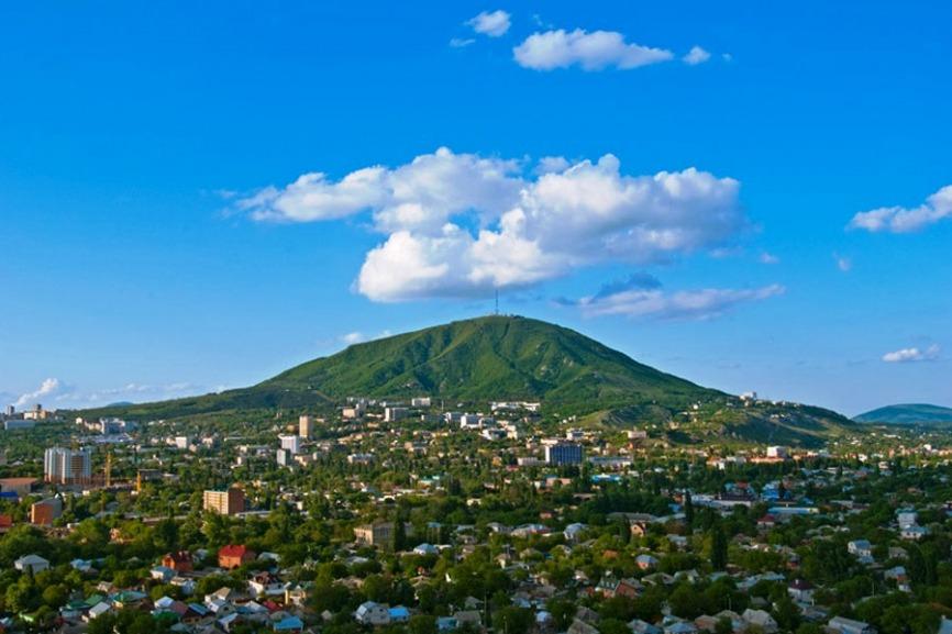 Тур выходного дня в Пятигорск из Волжского