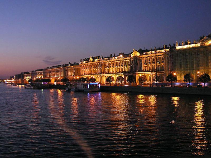 Туры в Санкт-Петербург из Волжского
