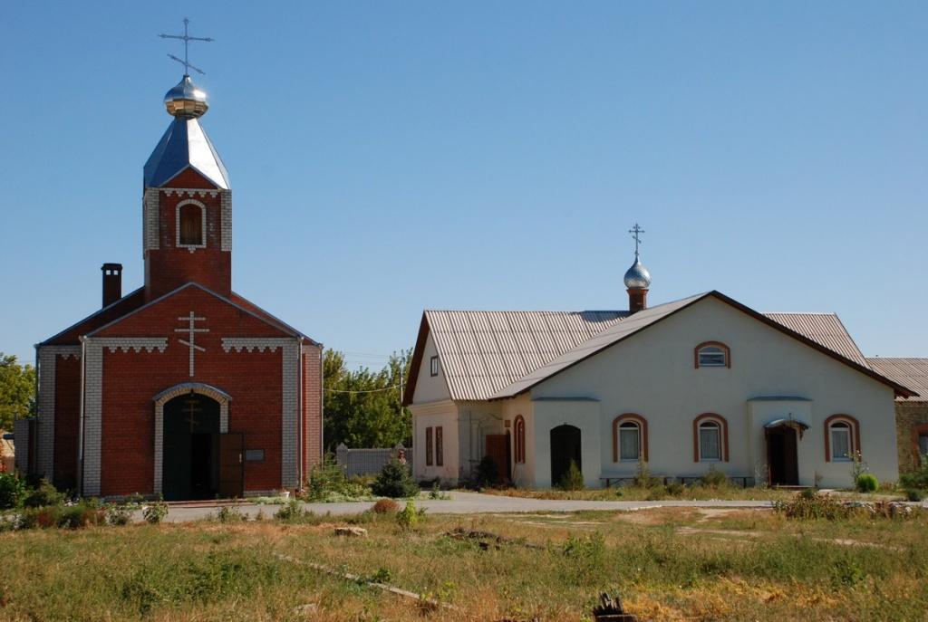 Экскурсия в Ольховку из Волжского