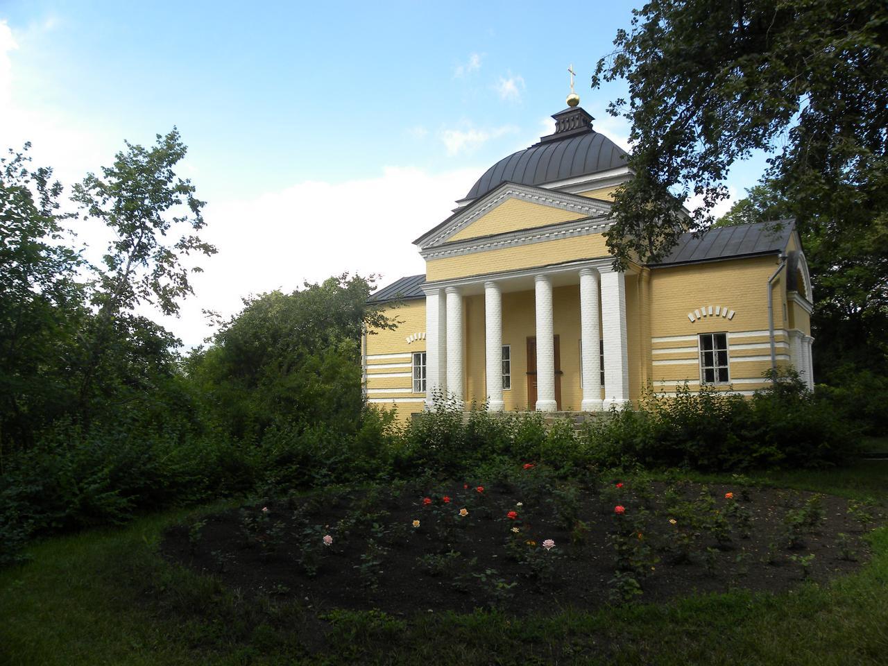 Музей-заповедник «Тарханы» из Волжского