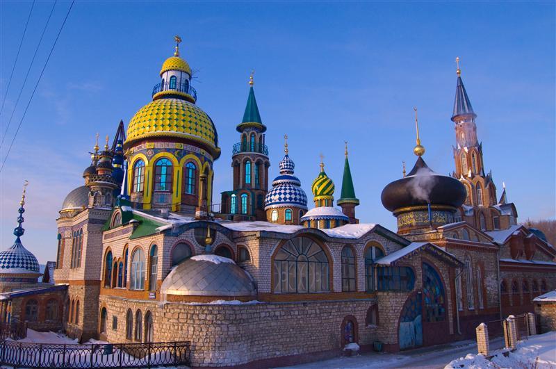 Туры в Казань из Волгограда