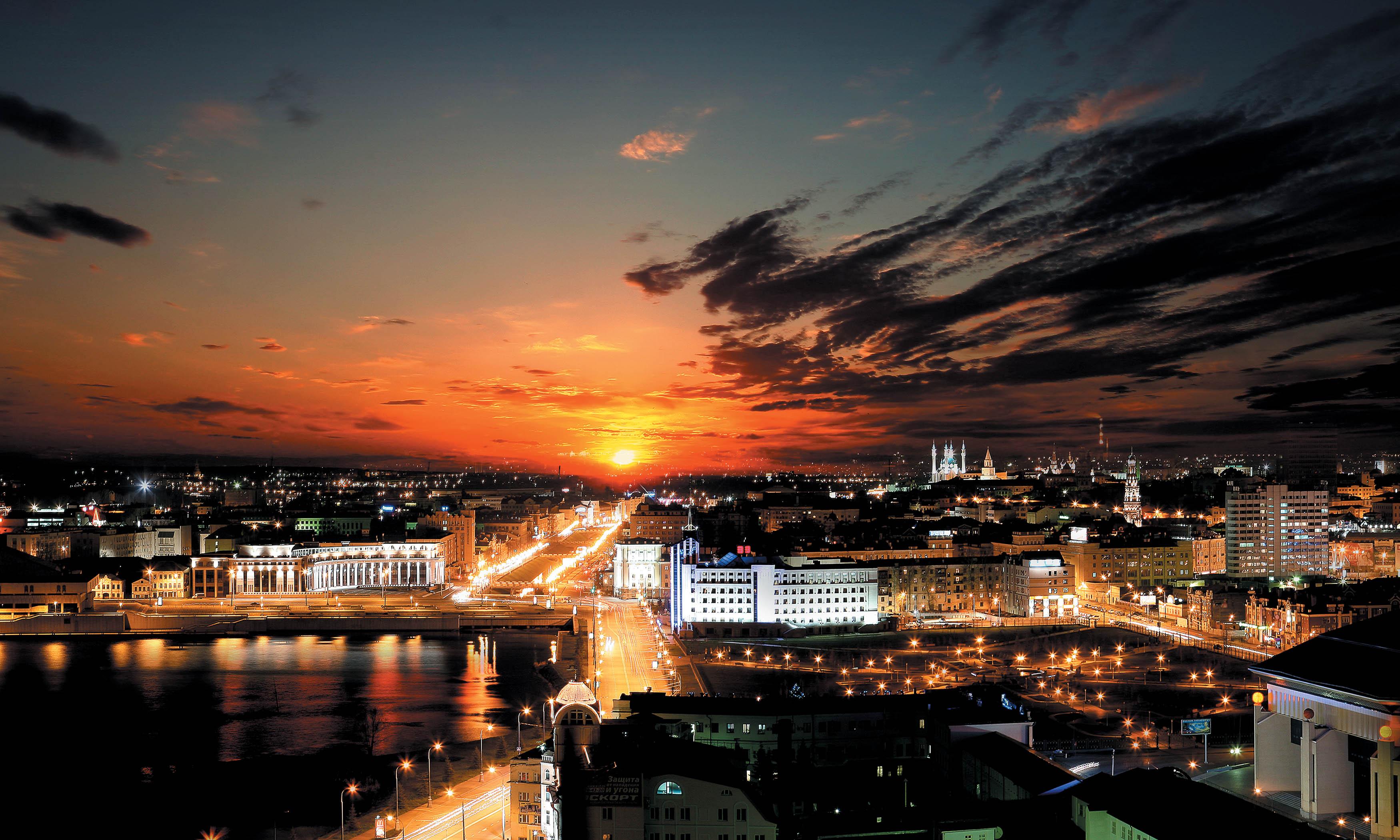 Туры в Казань из Камышина